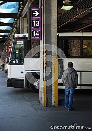 Estação de autocarro