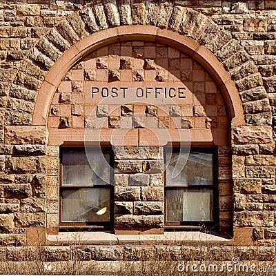 Estação de correios
