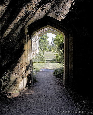 Estate grounds of sudeley castle winchcombe the cotswolds glouce