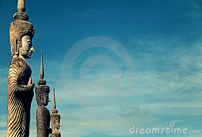 Estatuas en Tailandia