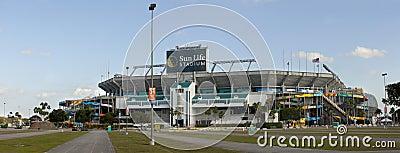 Estádio da vida de Sun - Miami Florida Foto Editorial