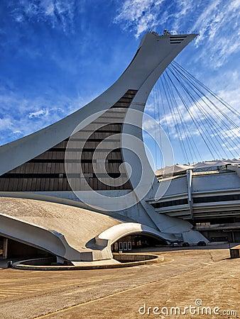 Estádio olímpico (Montreal)
