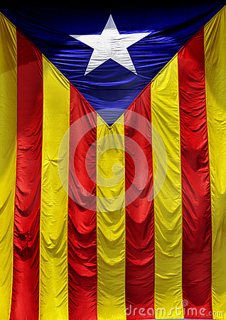 The Estelada, the Catalan  flag