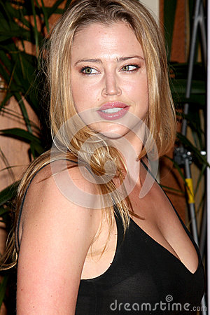 Estella Warren Editorial Stock Image