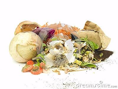 Estiércol vegetal