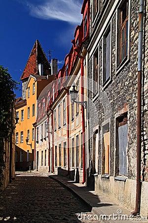 Estonia: Old town of Tallinn