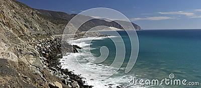 Estrada 1 da Costa do Pacífico