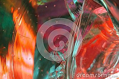 Estratto 9 di vetro fuso