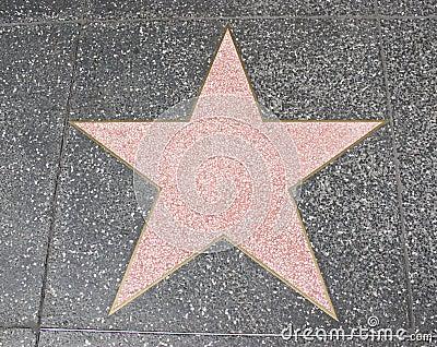 Estrella de Hollywood