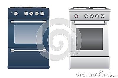 Estufas de gas fotos de archivo libres de regal as for Estufas de cocina de gas