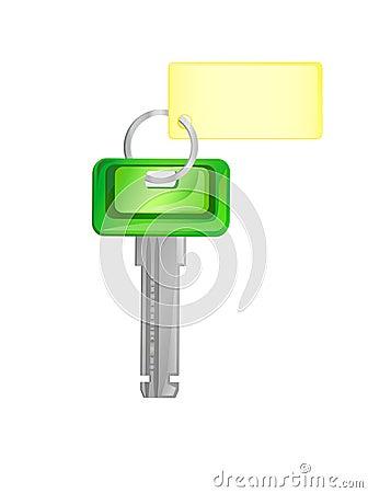 Esverdeie a chave