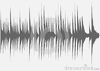 Etapas curtos música stock