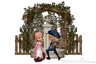 Eternal Love Royalty Free Stock Photography - Image: 18646857