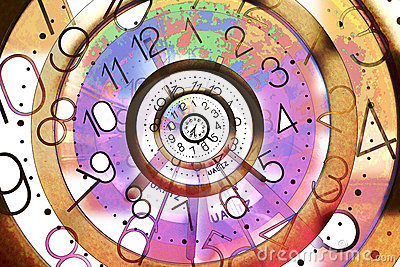 Eternal Time Background