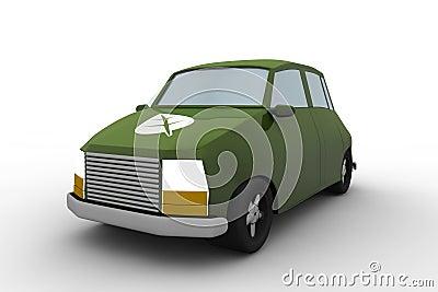 Ethanol Powered Vehicle