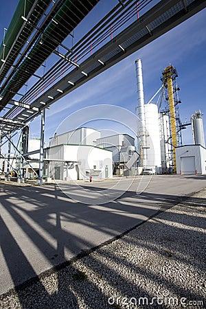 Ethanol Refinery Plant