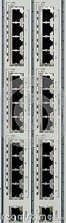 Ethernet plug s
