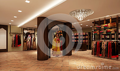Ethinic Indian  Boutique