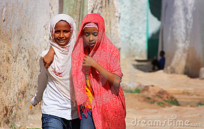 Ethiopia children Editorial Photography