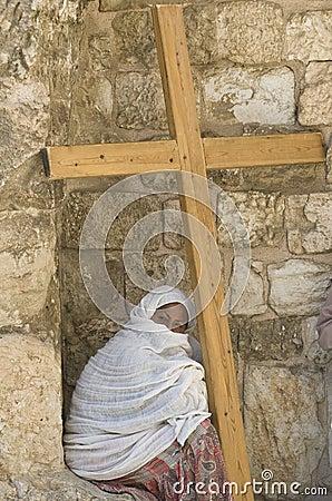 Ethiopian Good Friday Editorial Photo