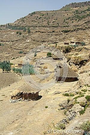 Free Ethiopian Huts Stock Photos - 14727453