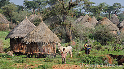 Pictures of Ethiopian Countryside and Villages Near Soddo | Aerie ...