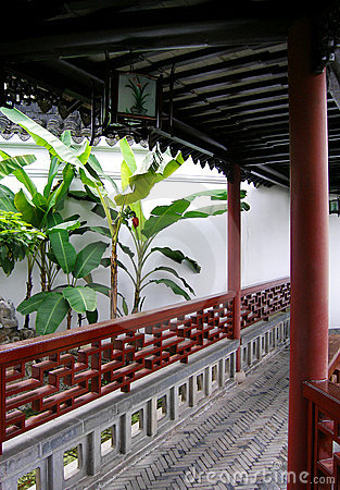 Ethnic Chinese architecture