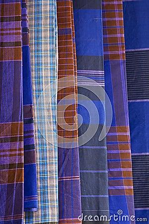 Ethnic cloth pattern