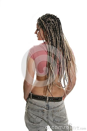 Ethnic dreadlocks