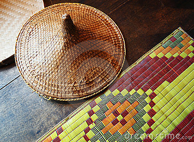 Ethnic handicrafts, southeast asia