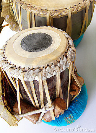 Ethnic indian drums Tabla
