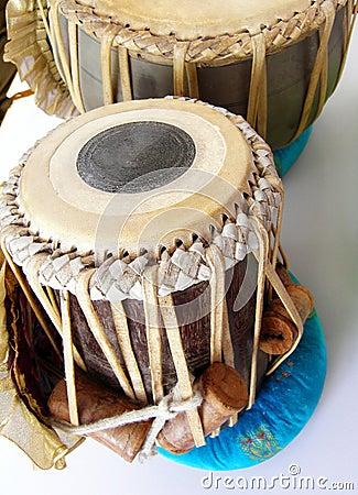 Ethnic indian drums Tabla