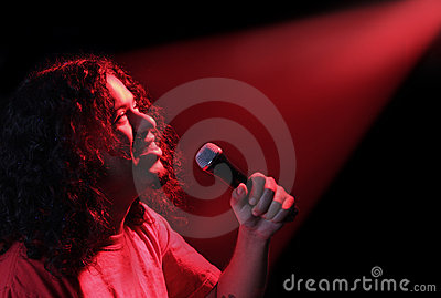 Ethnic singer