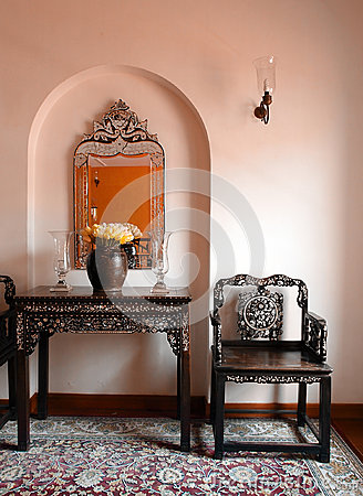 Free Ethnic Straits Chinese Malay Decor Stock Photo - 27043230