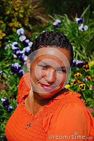 Free Ethnic Woman Stock Photo - 10324450