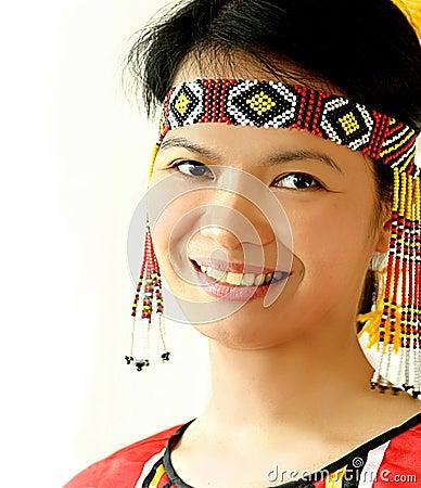 Free Ethnic Woman Royalty Free Stock Photo - 3170885
