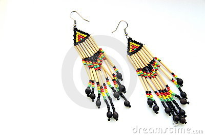 Ethno earrings