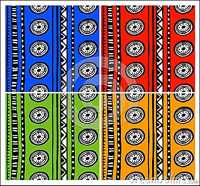 Ethno patterns