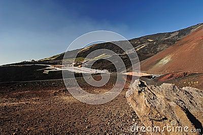 Etna refuge
