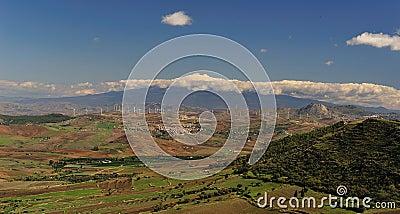 Etna Sicilian landscape