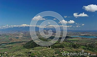 Etna Sicilian landscape 2