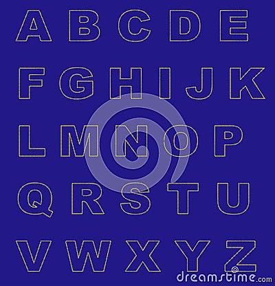 EU alphabet