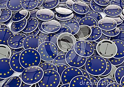 EU badges