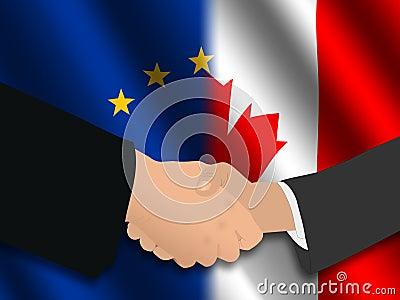EU Canadian meeting