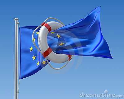 EU crisis concept