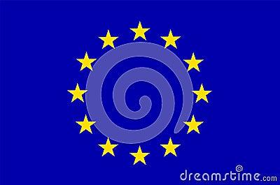 EU Europe flag