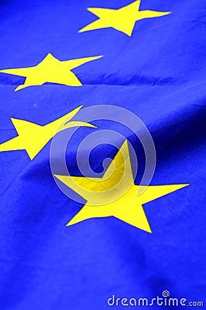 Eu or european union flag