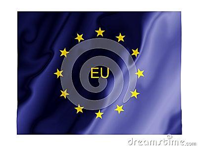 EU fluttering