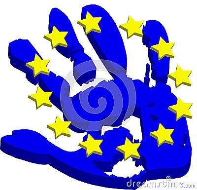 EU hand