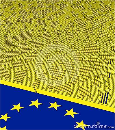EU labyrinth